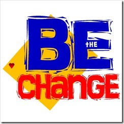 be the change design