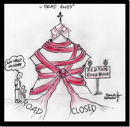 Dead Ends and Red Tape