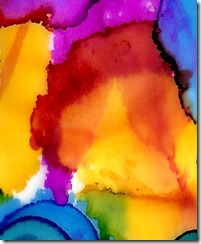 alcohol ink women